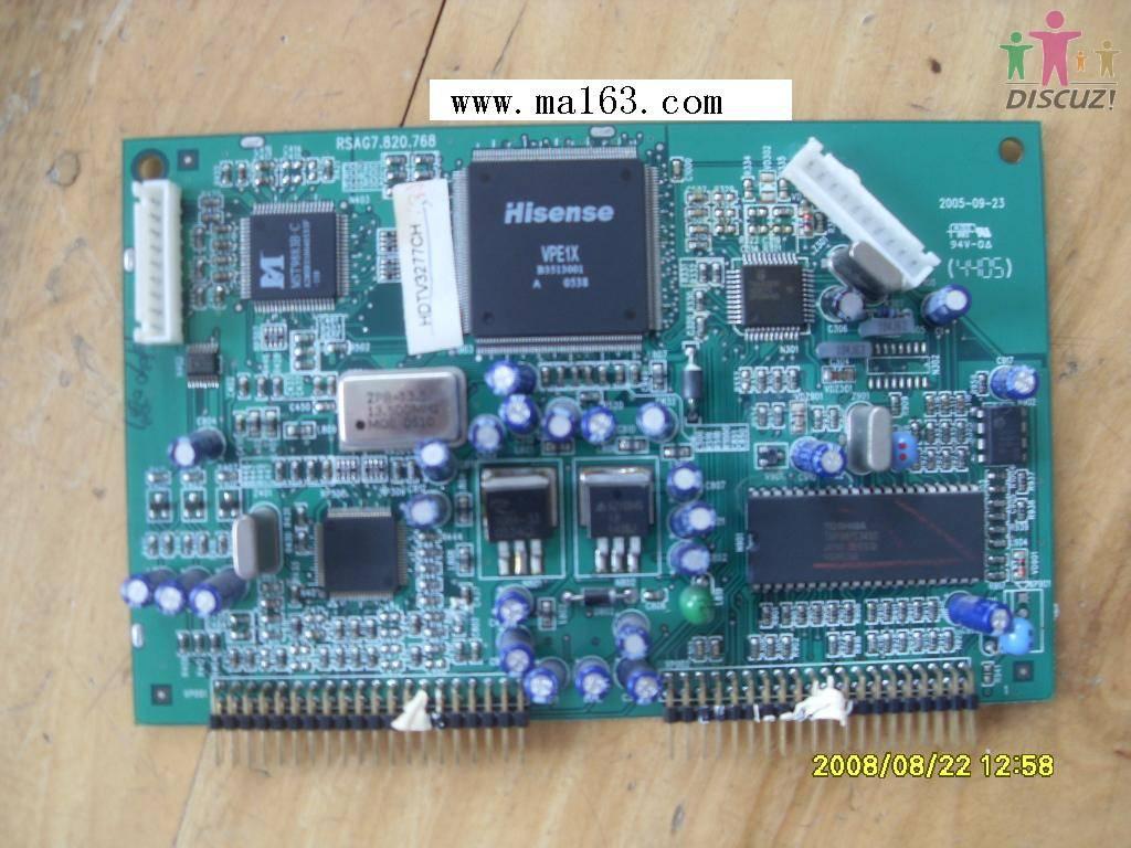 海信等离子tpw5018电源板电路图