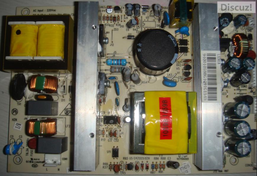 海尔l32r1电源模块型号?