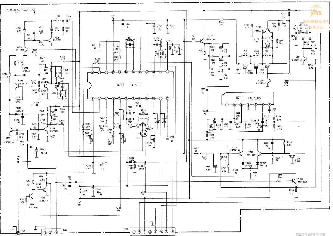 电路 电路图 电子 户型 户型图 平面图 原理图 1108_785