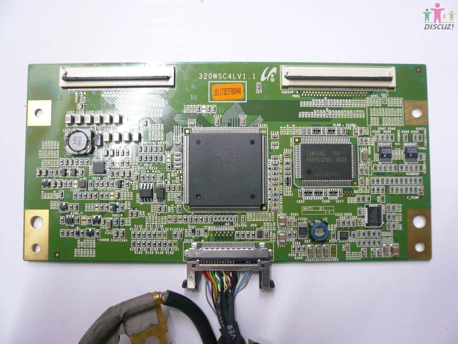 sony液晶电视各个电路板图