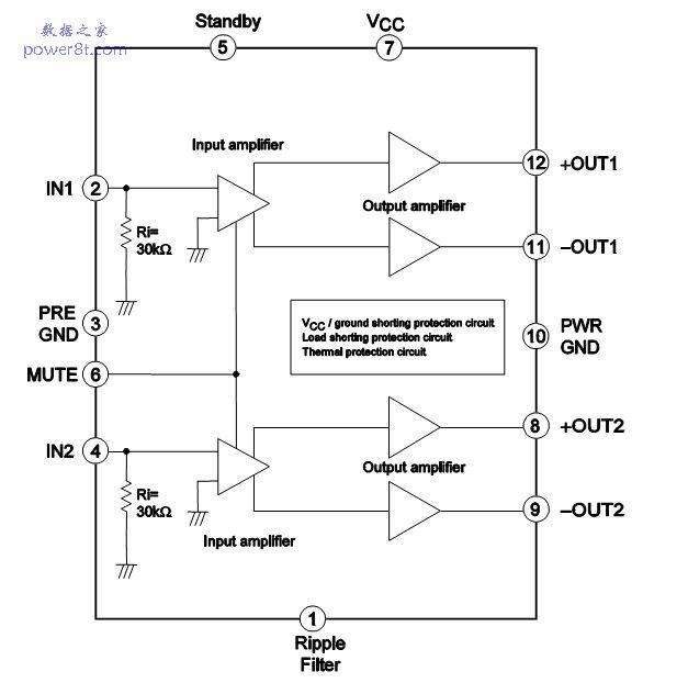电路 电路图 电子 原理图 627_632