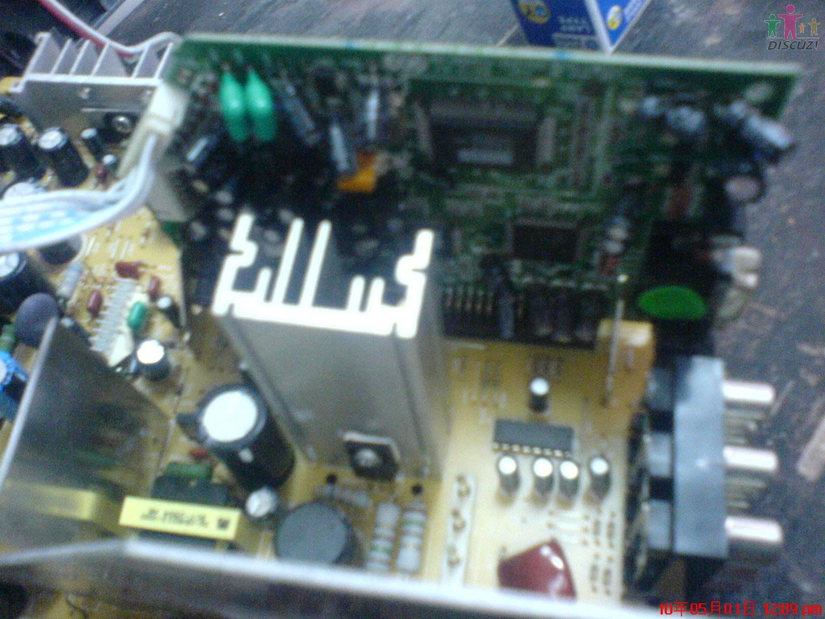 回复   测 b电压是否正常,逆程电容,高压包等是否好,线路板是否漏电