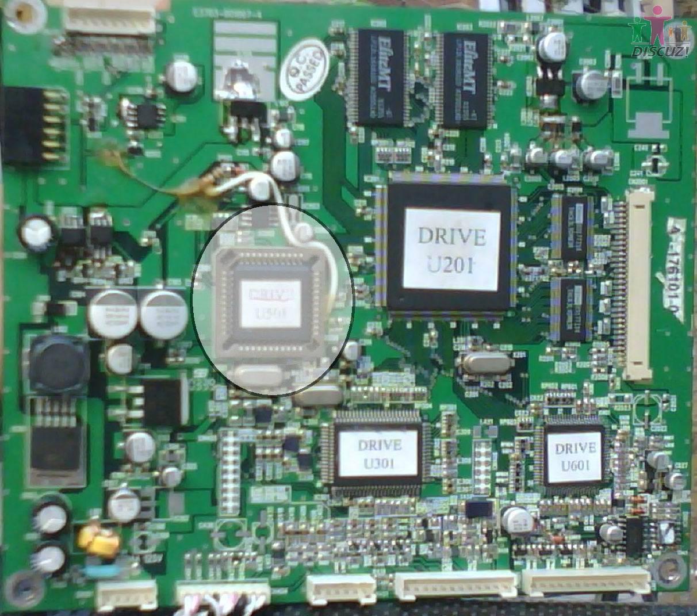 tcllcd1703a液晶电视机,cpu坏了,卖啊?